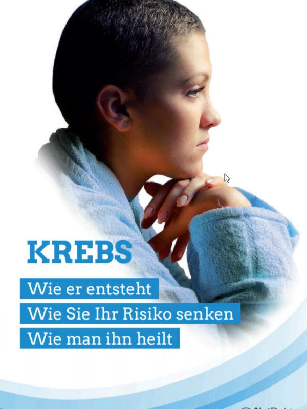 Broschüre Krebsratgeber (NetDoktor)